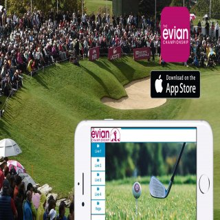 Back to the Evian Championship 2017