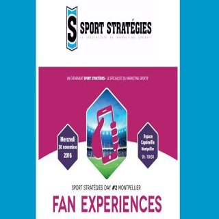 """VOGO at the Sport Strategies Day2 """"Fan Experience"""""""
