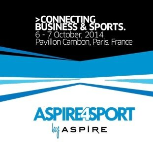 Vogo participe à Aspire4Sport « Connecting business & Sports »