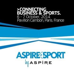 Vogo participe à Aspire4Sport « Connecting business & Sports »