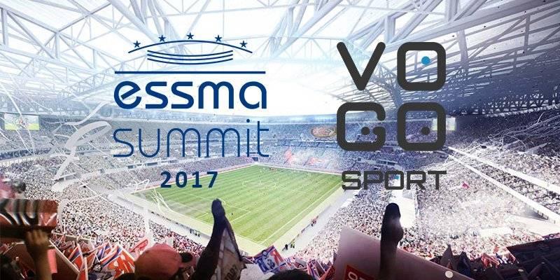 VOGO sponsor de l'ESSMA SUMMIT 2017