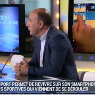 BFM TV Business – Christophe CARNIEL, CEO VOGO