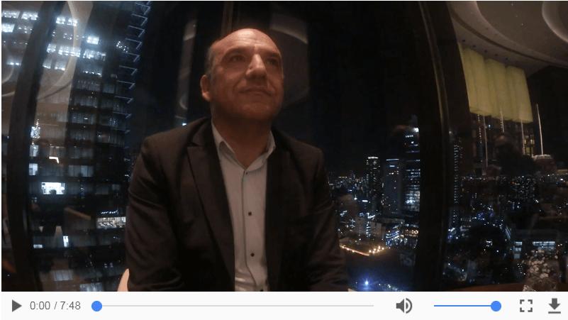 Interview de Christophe CARNIEL, CEO VOGO – Japon / Occitanie