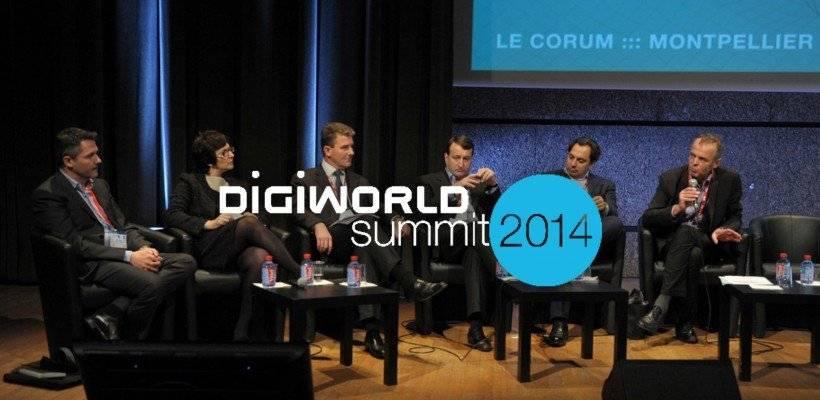 Retrouvez Vogo au Digiworld Summit 2014