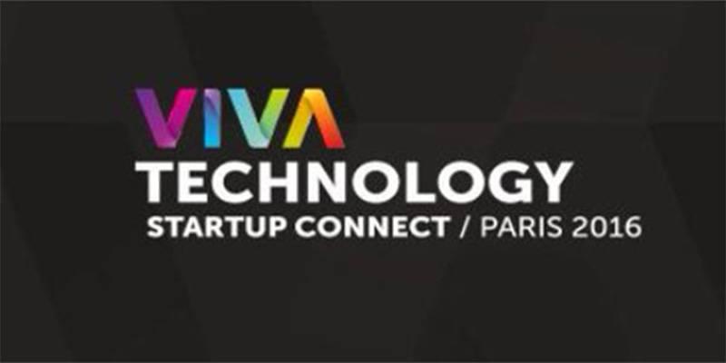 Vogo au VIVA TECHNOLOGY PARIS 2016