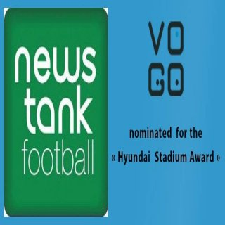 VOGO nominé au Think Football