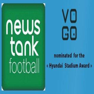 VOGO nominé au Think Football