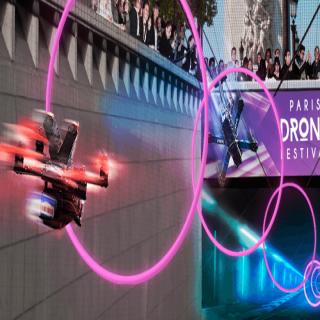 Mettez-vous à la place des pilotes : Paris Drone Festival 2017