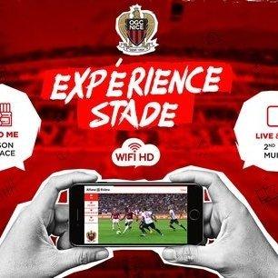 L'OGC Nice enrichit l'expérience spectateur grâce à une nouvelle application