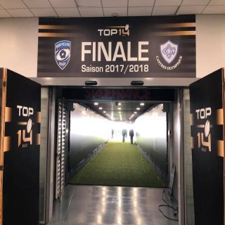 VOGO SPORT ends the French rugby season with Championships Pro D2 et Top 14