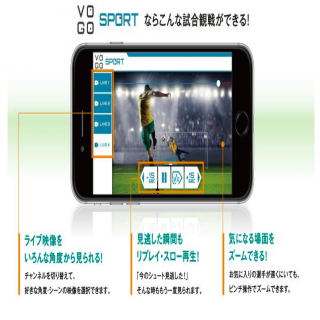 VOGO SPORT…Version Japonaise