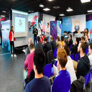 VOGO, vainqueur du projet Hackathon 2018 du SM Caen