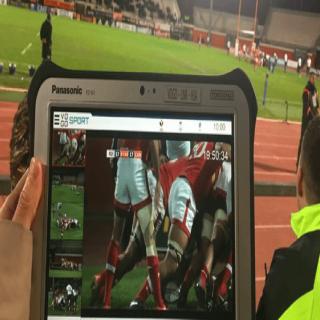 Sport connecté: Comment le Stade Toulousain s'appuie sur la startup VOGO SPORT