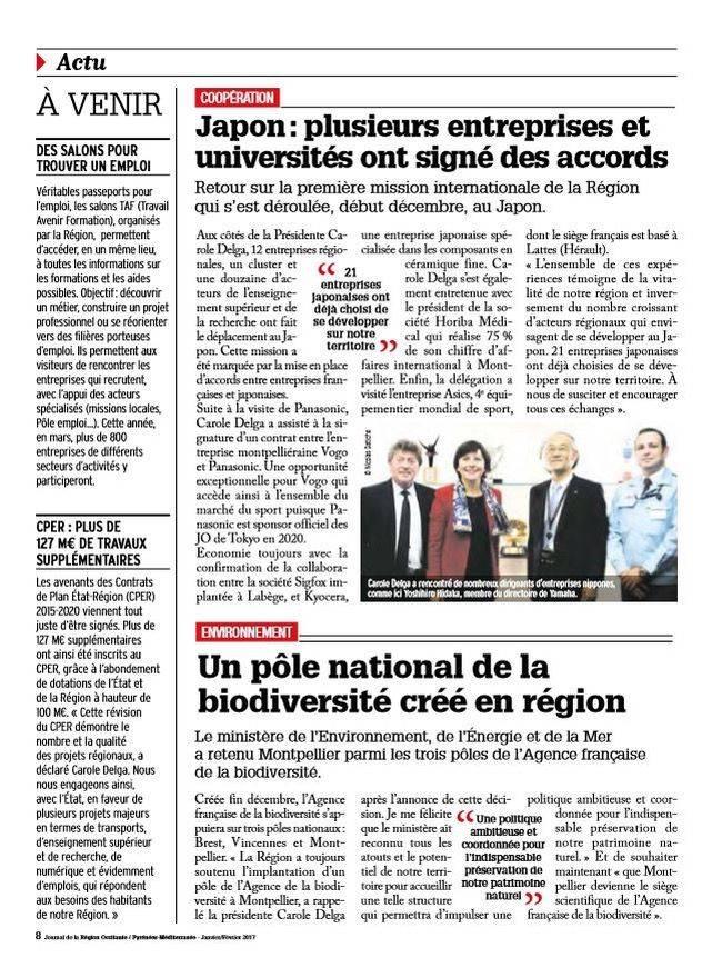 2016_01 Journal Revue Occitanie