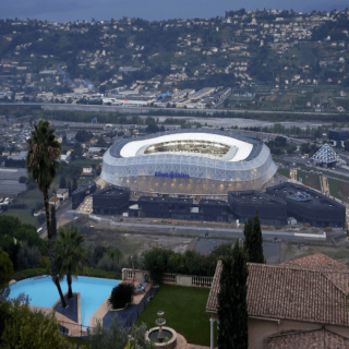 OGC Nice team up with Vogo at the Allianz Riviera