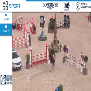 Longines Paris Eiffel Jumping édition 2018