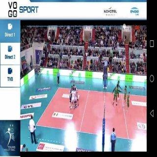 Tours Volleyball, l'ère à la digitalisation avec VOGO SPORT