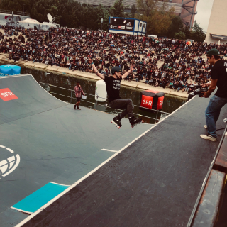 "FISE 2018, the ""best seat "" with VOGO SPORT"