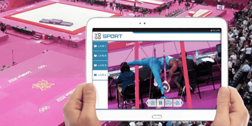 FFGym and VOGO join forces to provide innovative onsite Fan Experience – European Men's & Women's Artistic Gymnastics Championships