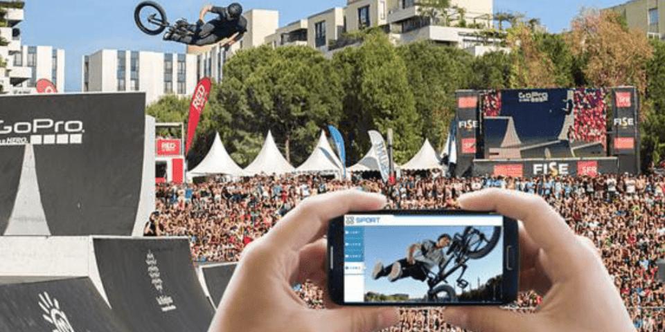VOGO SPORT présent au FISE World Montpellier à l'occasion de l'édition 2016
