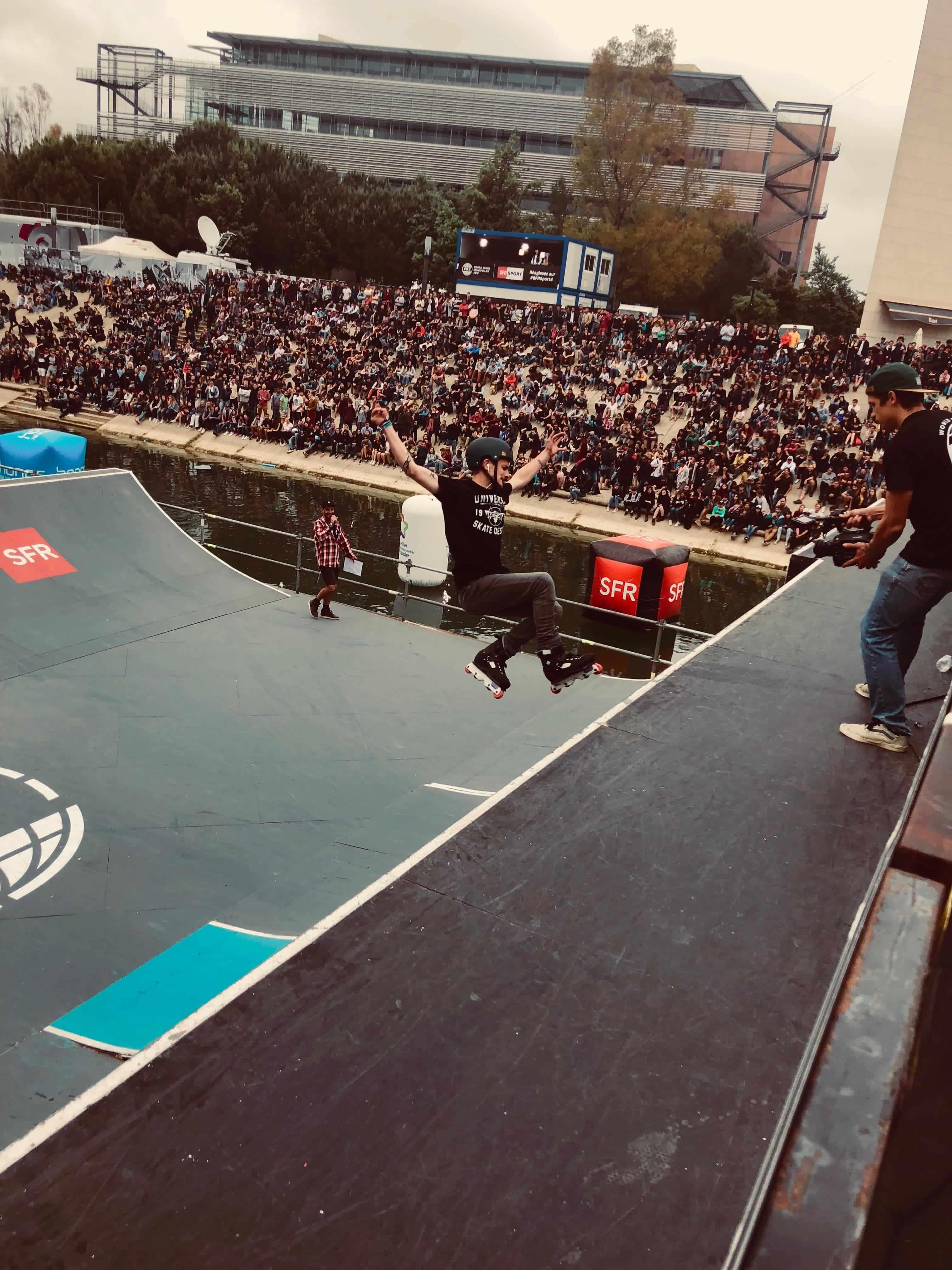 Le FISE 2018, la «meilleure place» avec VOGO SPORT