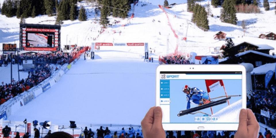 VOGO en partenariat avec le Club des Sports Chamonix Mont- blanc
