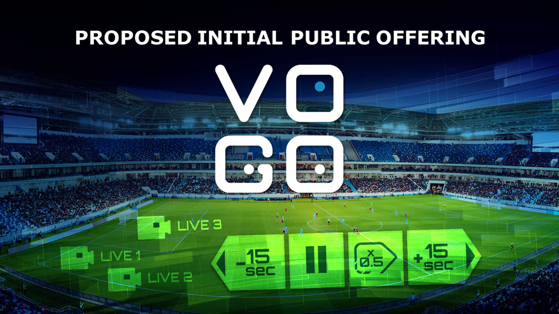 VOGO announces its upcoming IPO on EURONEXT GROWTH