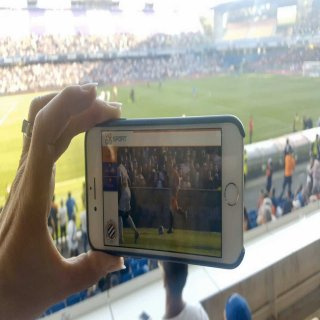 VOGO SPORT au stade de la Mosson avec le MHSC !