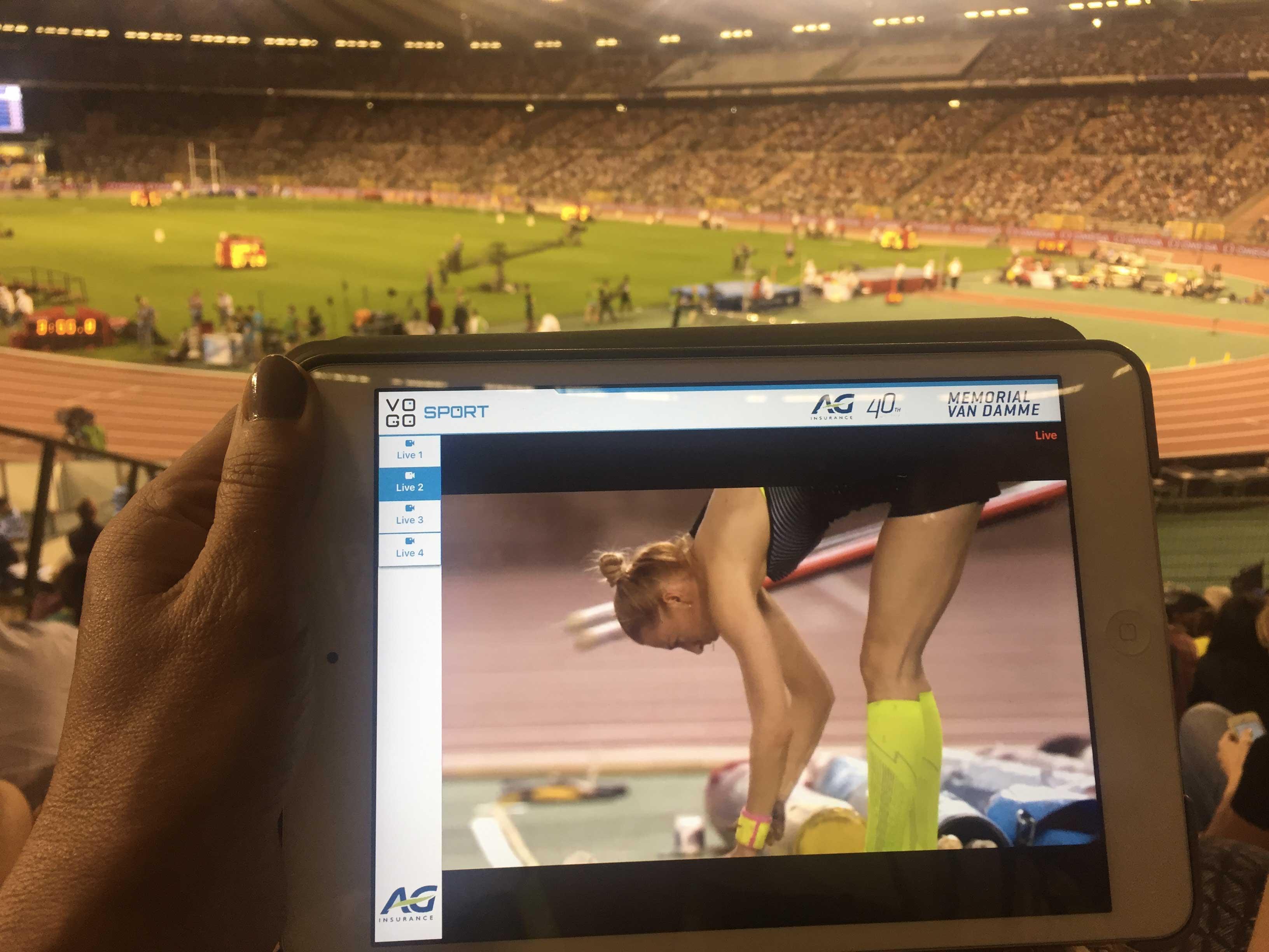 VOGO SPORT Athletics
