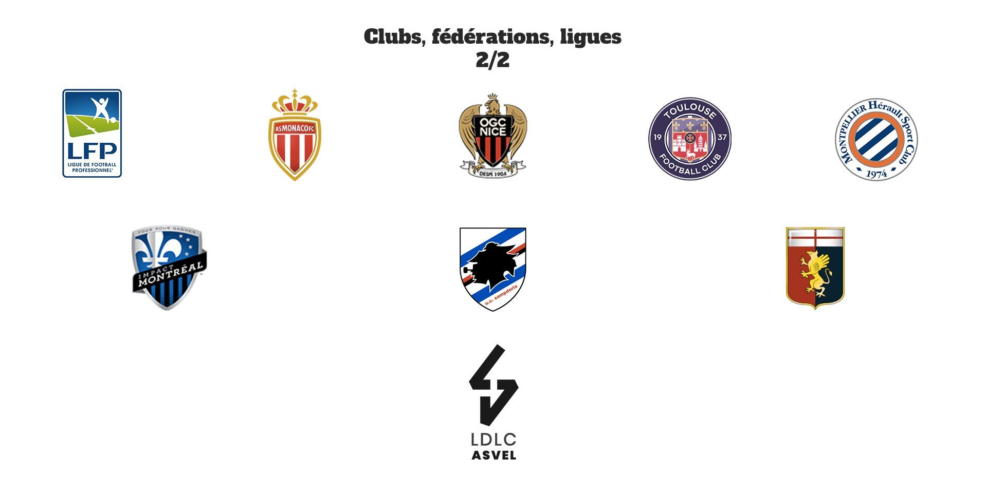 banniere referencereference club federation ligue PAGE