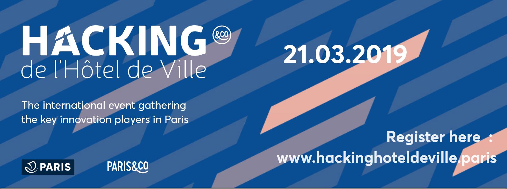 VOGO at Hacking Paris 2019