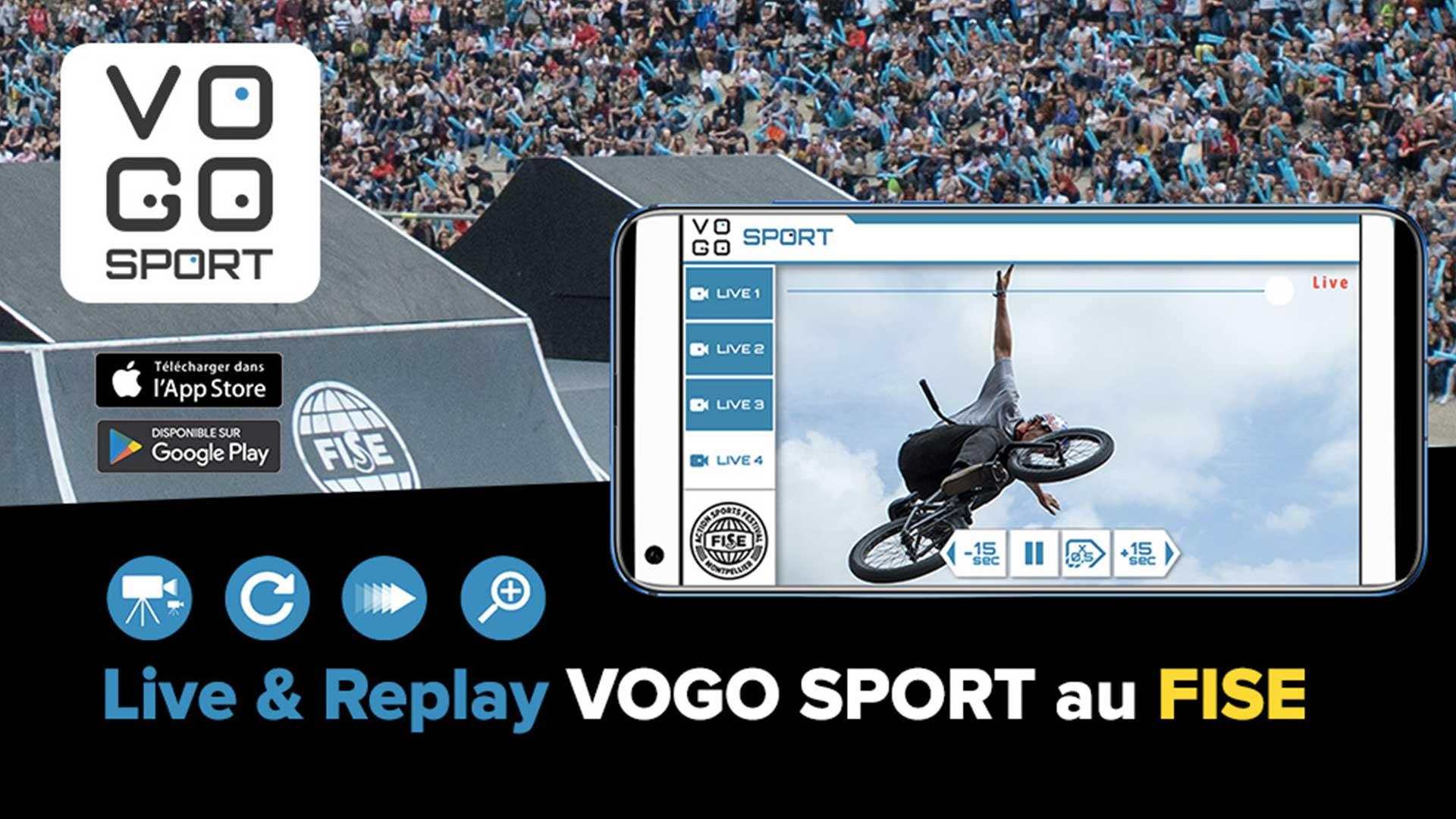VOGO au FISE World Series Montpellier 2019