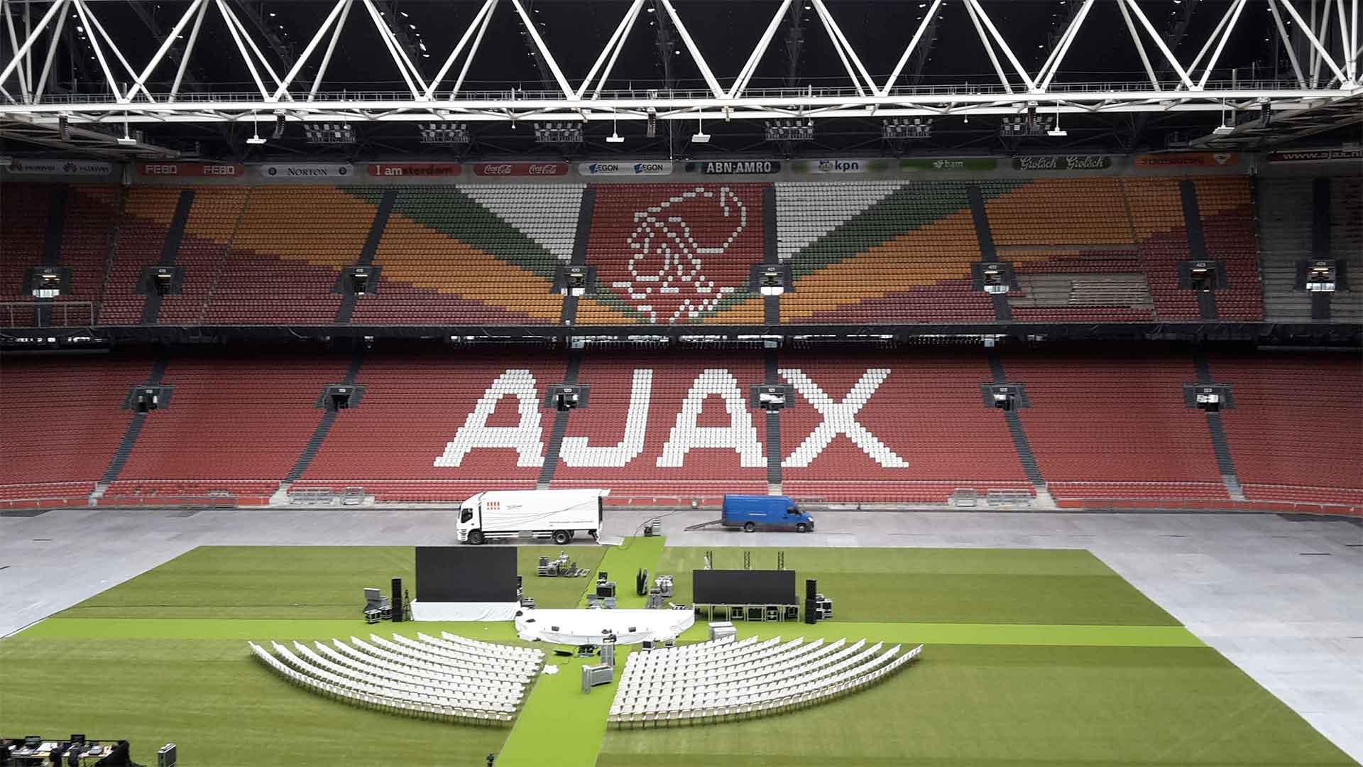 VOGO sponsor du World Stadium Congress 2019