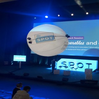 VOGO partners with The SPOT 2019 to stimulate progress in sport