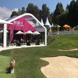 VOGO at The Evian Championship 2019