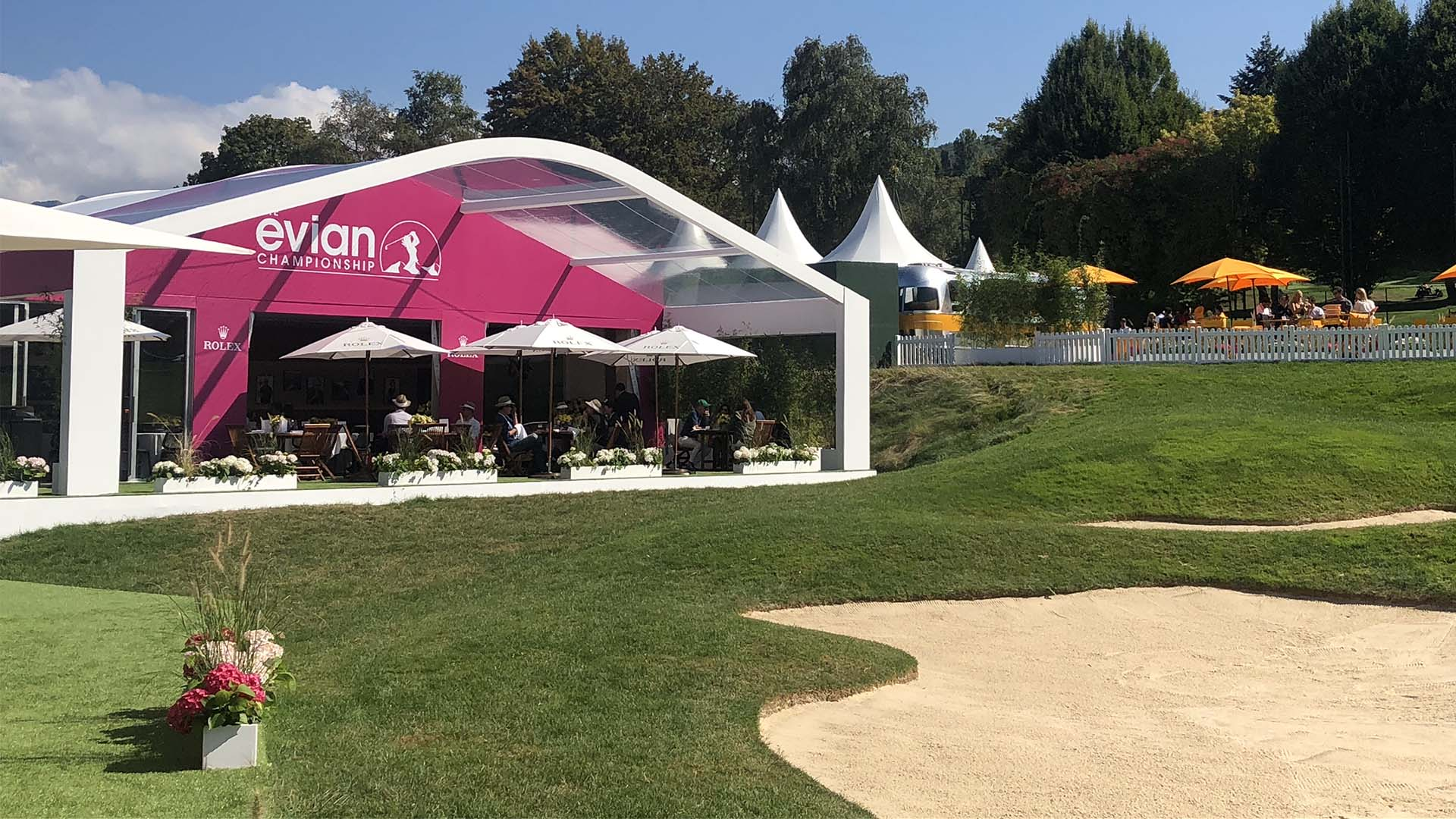 VOGO at The Evian Championship 2019