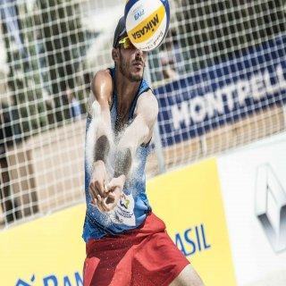 VOGO SPORT : 1er plongeon dans le Beach Volley !