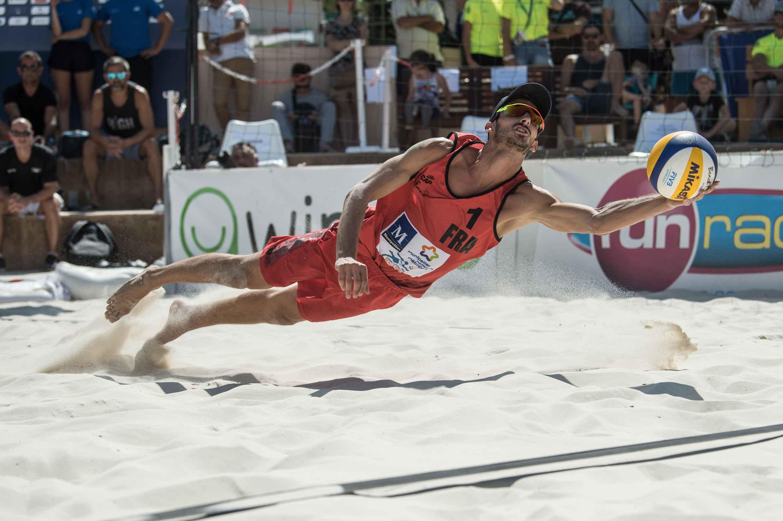VOGO SPORT: 1st step in Beach Volleyball!