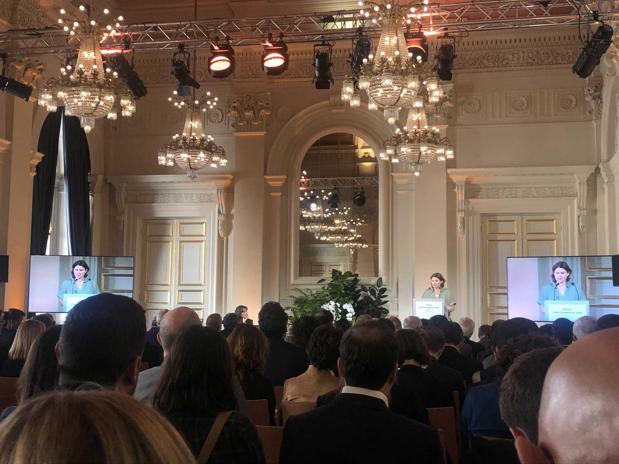 VOGO membre du GIE « France Sport Expertise »
