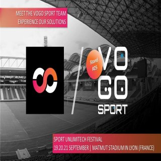 VOGO at Sport UnlimiTech
