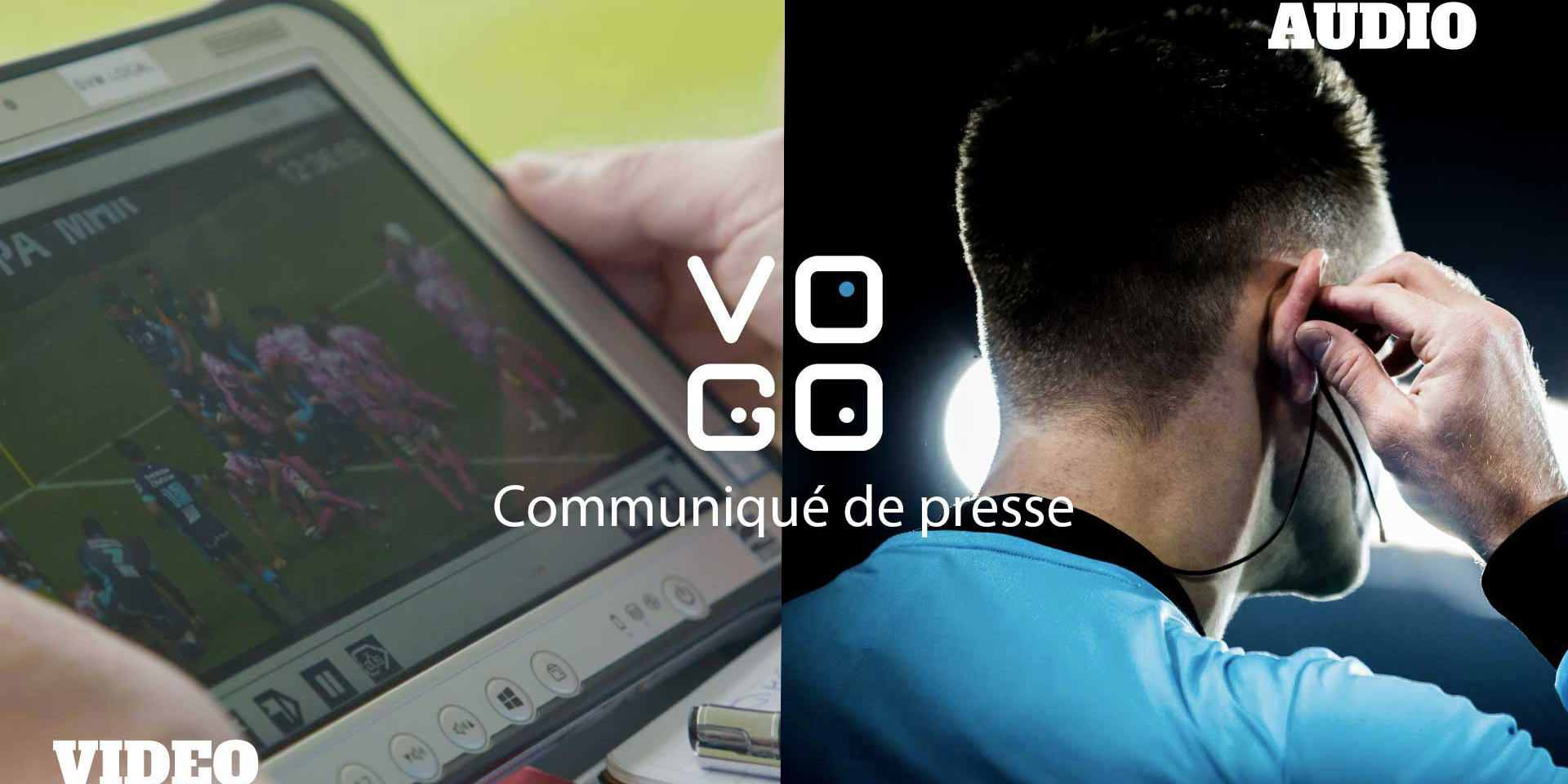 VOGO nomme Greg Millard Président de la filiale VOGO NORTH AMERICA
