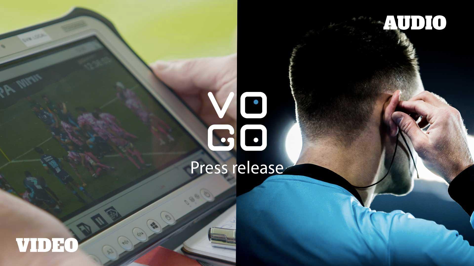 VOGO appoints Greg Millard as President of VOGO NORTH AMERICA subsidiary