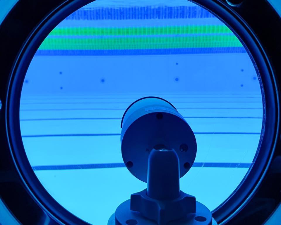 , Des caméras VOGO SPORT pour l'entraînement des nageurs