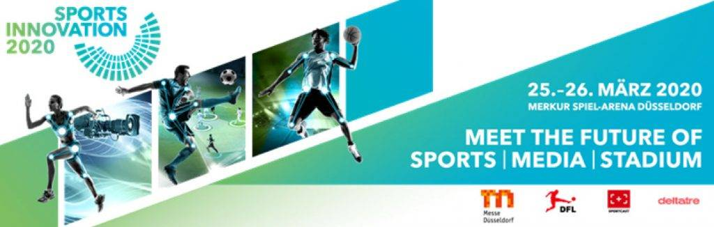Stunning cutting-edge VOGO technologies at SportsInnovation 2020!