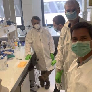 COVID-19 – Lancement de l'industrialisation d'EasyCov, un test salivaire de dépistage, pour une commercialisation dès le mois de juin en France et en Europe