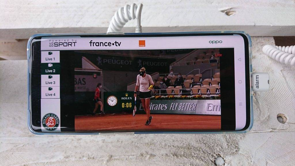 VOGOSPORT_OPPO_Roland Garros_ORANGE