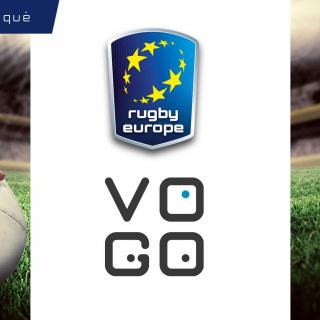 Partenariat : RUGBY EUROPE choisit VOGO pour le protocole de commotion et l'arbitrage vidéo