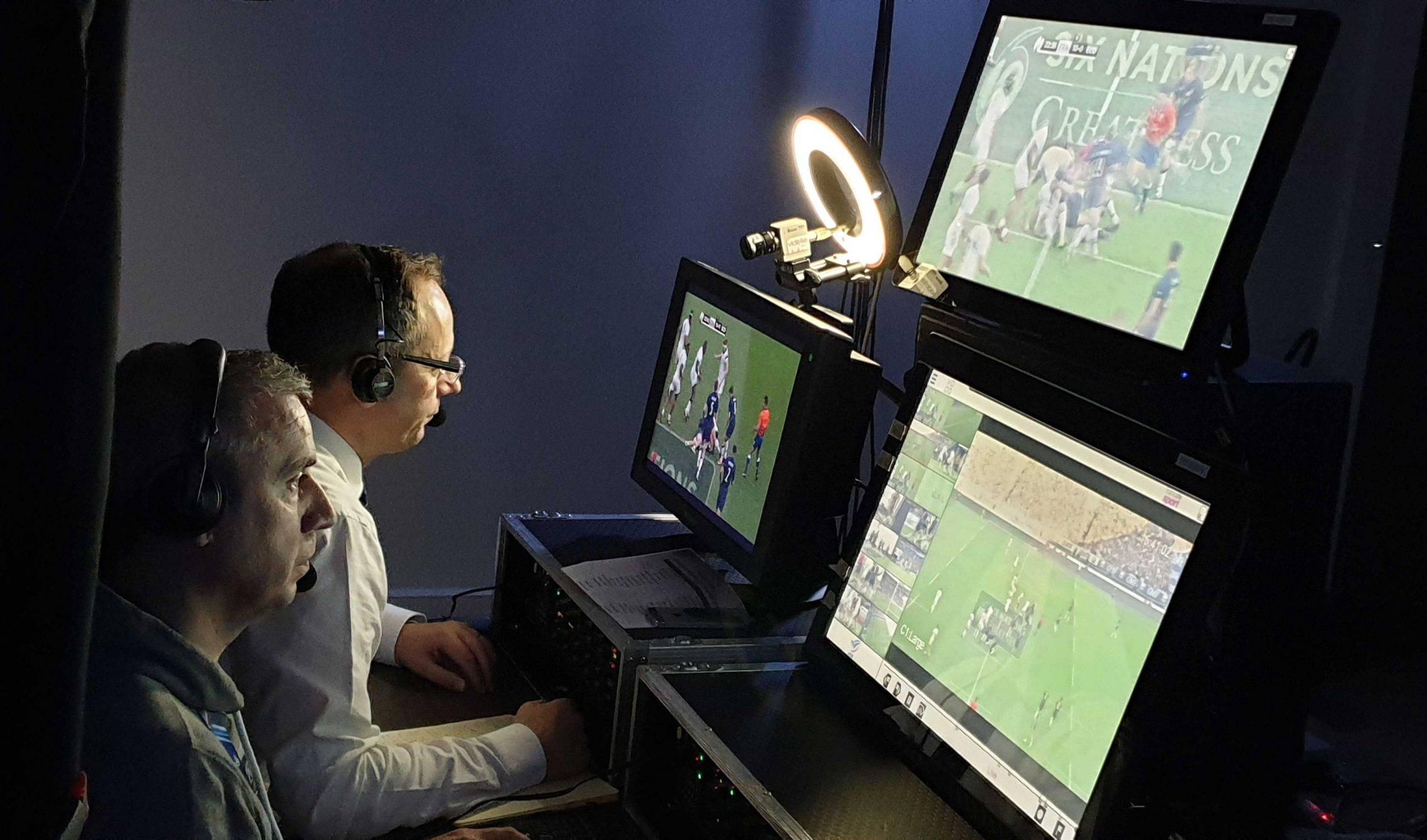 Visuel VAR ROOM avec solutions audio et vidéo VOGO