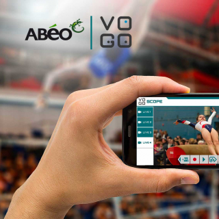 Technological and commercial alliance between ABEO and VOGO for the worldwide deployment of VOGOSCOPE