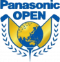 Logo Panasonic Open
